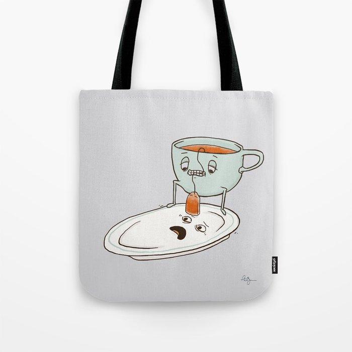 Tea Baggin' Tote Bag