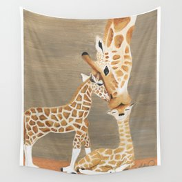 Linked by Love Wall Tapestry