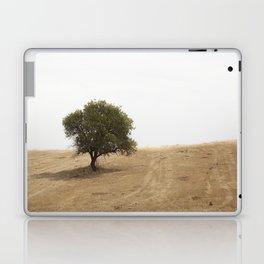 The solitary holm oak Laptop & iPad Skin