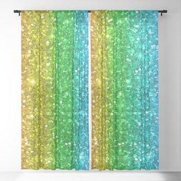 Rainbow 1 Sheer Curtain