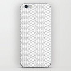 Leaf Pattern Textile iPhone & iPod Skin