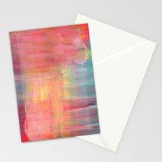 Sunset Background Stationery Cards