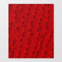 Scarlet Eft Canvas Print