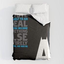 The Dark Knight Rises Comforters