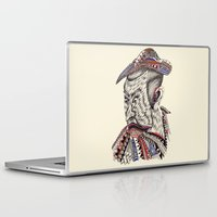 samurai Laptop & iPad Skins featuring Samurai  by Geek World