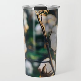Cotton Field 20 Travel Mug