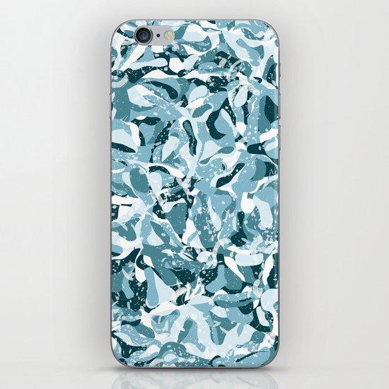 Sea, swallow me iPhone & iPod Skin