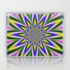 Twelve Pointed Star Laptop & iPad Skin