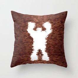 Wreck It - Ralph Throw Pillow