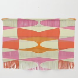 Zaha Sixties Wall Hanging
