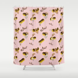 Eclair Shower Curtain