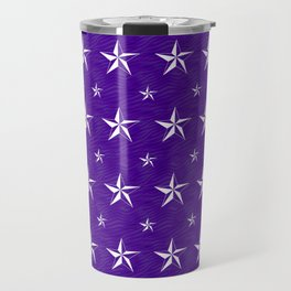Stella Polaris Violet Design Travel Mug
