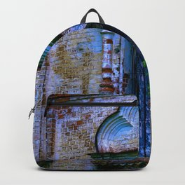Window The Ensemble of the Monastery of Deposition of the Robe (16th - 20th centuries) Backpack