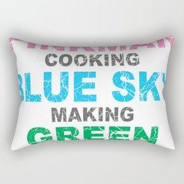 Breaking Bad Colors Rectangular Pillow
