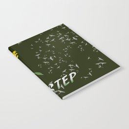 Dandeliono Character poster (STEP) Notebook