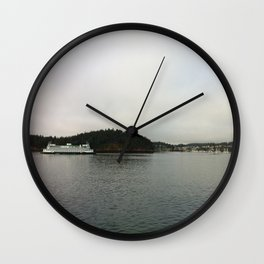 Friday Harbor, 2 Wall Clock