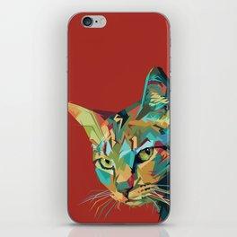 Cat? iPhone Skin