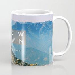 Great heights Coffee Mug