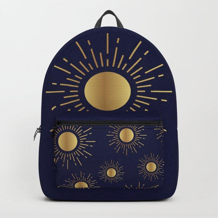 GOLDEN SUN Backpack