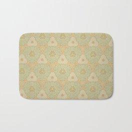 A Craftsman Print a la Rennie Bath Mat