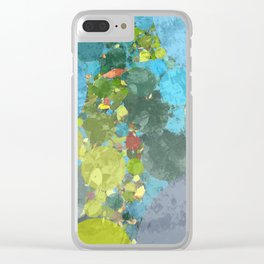 Art of Irma Clear iPhone Case