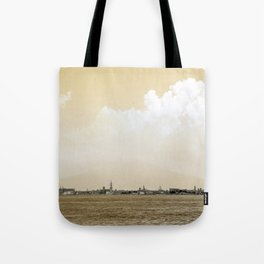 Cielo Giallo d'Italia Tote Bag
