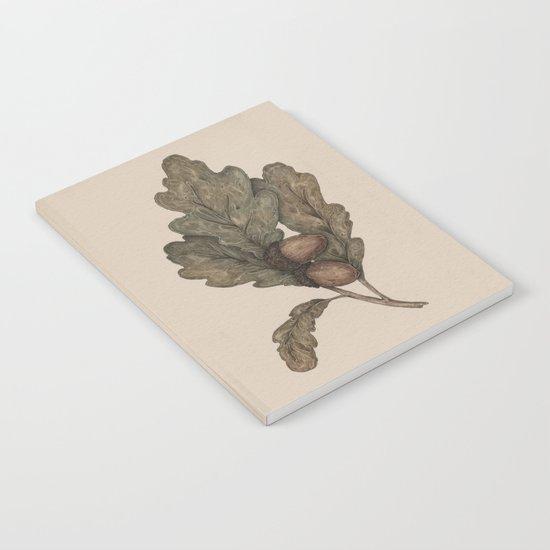 Acorns Notebook