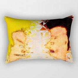 Bevis and Butthead Rectangular Pillow
