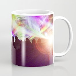 Laser show crowd Coffee Mug