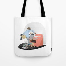 Do the Lego Twist Tote Bag