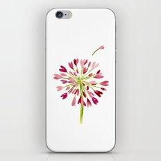 Heart Flower iPhone & iPod Skin