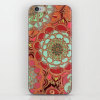 baroque iPhone & iPod Skins featuring Baroque Obsession by micklyn