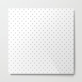Gramophone - Graviola Filmes - White Metal Print