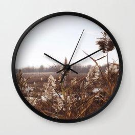 Novembre 6 Wall Clock