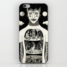Under Skin iPhone & iPod Skin