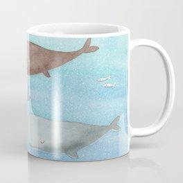 Sleeping whales Coffee Mug