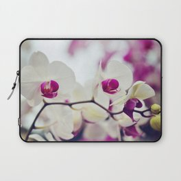 orchids Laptop Sleeve