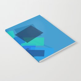 Retracting in Motion Notebook