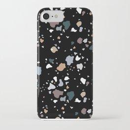 Black Liquorice iPhone Case