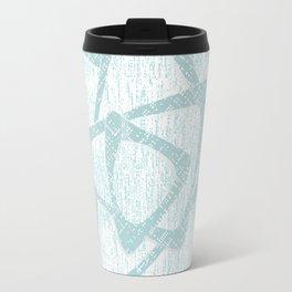 Brom blue Travel Mug