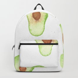 Avocado Rain Backpack
