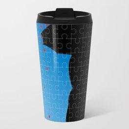 Love Jigsaw Travel Mug