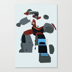 Transformers G1 - Autobot Red Alert Canvas Print