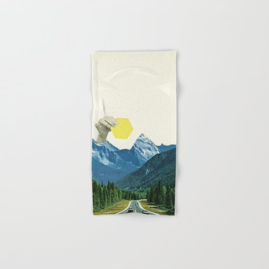 Moving Mountains Hand & Bath Towel