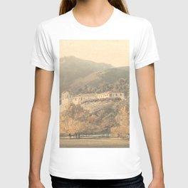 "J.M.W. Turner ""Santa Lucia, A Convent near Caserta"" T-shirt"