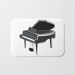 Piano Bath Mat