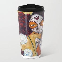 Finding Eden Metal Travel Mug