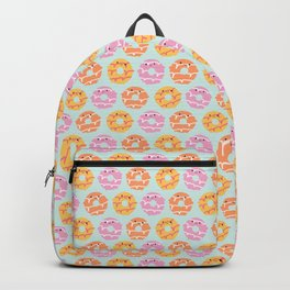 Kawaii Party Rings Biscuits Backpack