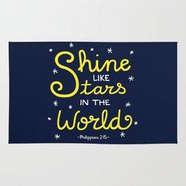 Shine Like Stars Rug