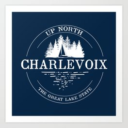 Charlevoix Art Print